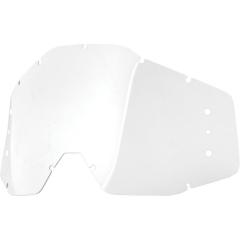 100százalék Víitiszta cserélhető plexi Accuri, Racecraft, Strata szemüvegekhez