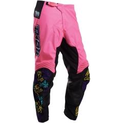 THOR S20Y Fast Boyz gyerek cross nadrág pink
