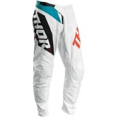 THOR S20Y Sector Blade gyerek cross nadrág fehér-dekorált