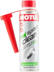 MOTUL. Fuel System Clean 300ML (üzemanyag rendszer tisztító)