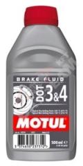 MOTUL DOT 3 & 4 BRAKE FLUID 0,5L (fékfolyadék)