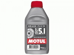 MOTUL DOT 5.1 BRAKE FLUID 0,5L (fékfolyadék)