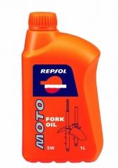 REPSOL Fork Oil 5W 1L teleszkóp olaj