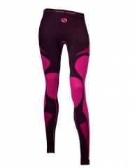 Sesto termoaktív, női, technikai alsó pink