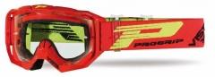 PROGRIP Vista cross szemüveg átlátszó lencsével 4 féle színben