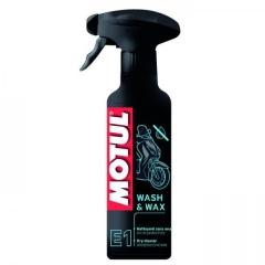 MOTUL WASH & WAX E1 400 ML (száraz tisztító)