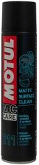 MOTUL MATTE SURFACE E11 CLEAN 400ML (matt felület tisztító)
