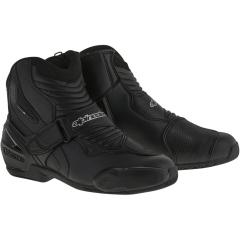 Alpinestars SMX-1 R V2 motoros cipő fekete