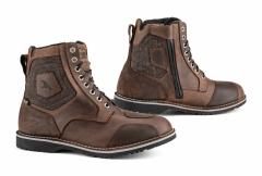 FALCO Ranger 838, rövid szárú barna cipő