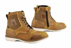 FALCO Ranger 838, rövid szárú teve-barna cipő