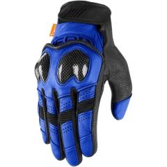 Icon Contra2 bőrkesztyű kék