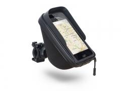 """SHAD GPS tartó 6,6"""" méretű készülékekhez tárolózsebbel"""