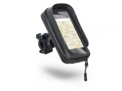 """SHAD GPS tartó 6,6"""" méretű készülékekhez tükörszárra"""