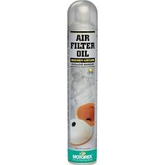 MOTOREX Air Filter Oil Spray 750ml levegőszűrő olaj