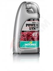 MOTOREX Power Synt 4T 5W40 1L