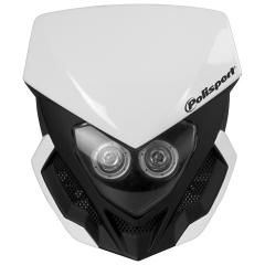 POLISPORT LOOKOS lámpás fejidom akkumulátorral