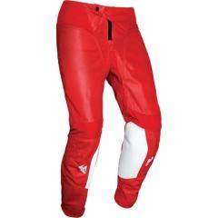 THOR Pulse Air Rad gyerek cross nadrág piros-fehér