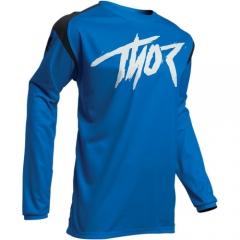 THOR Sector Link cross póló kék
