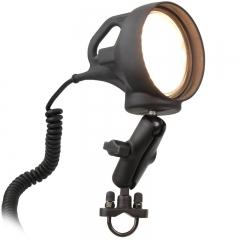 Ram Mount LED Spotlámpa csőre szerelhető U-bilincses tartóval