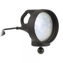 RAM LED Spotlámpa 1 coll-os golyóval