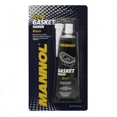 Mannol 9912 Gasket Maker black - Tömítőpaszta, fekete, 85g