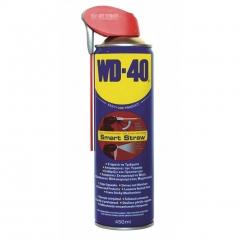 WD40 Multispray, kenőspray, 450ml SmartStraw fejjel
