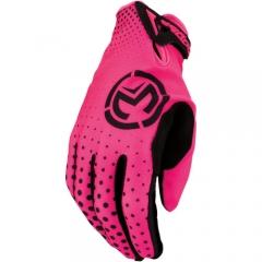MooseRacing SX1 cross kesztyű gyerek pink