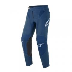 Alpinestars Supertech Blaze cross nadrág kék