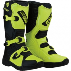 MooseRacing M1.3 gyerek crosscsizma fluo
