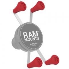 Ram Mount csere gumi szett univerzális X-Grip tartókhoz piros