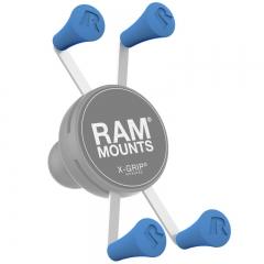Ram Mount csere gumi szett univerzális X-Grip tartókhoz kék