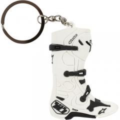 Alpinestars New Tech 10 Boot kulcstartó fehér