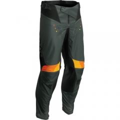 THOR Pulse HZRD cross nadrág piros-fehér (előrendelhető)