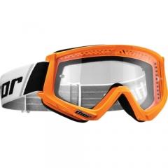 Thor Combat cross szemüveg fluo narancs/fekete
