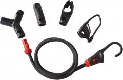 ABUS Universal Bungee Set - 15 részes speciális gumipók készlet