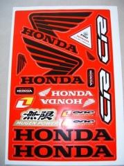 Univerzális matrica szett 'Honda'