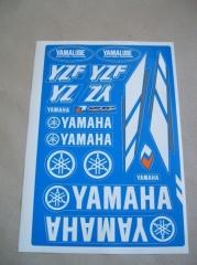 Univerzális matrica szett 'Yamaha'