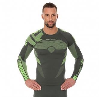 Brubeck Body Guard Dry férfi technikai felső zöld