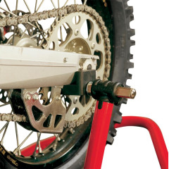 Bike Lift univerzális motoremelő gumibakos adapterpár, hátsó