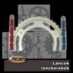 PBR Lánc motorkerékpárhoz PBR 520SR0 120