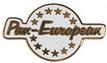 Jelvény Honda Pan European logo arany