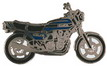 Jelvény Honda Bol D´or 900 Kék