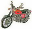 Jelvény Honda CB 750