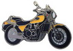 Jelvény Kawasaki Eliminator ´95 sárga