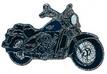 Jelvény Kawasaki VN800 Classic kék