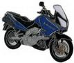 Jelvény Suzuki DL1000 V-Strom  kék