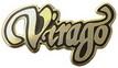Jelvény Yamaha Virago felirat