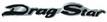 Jelvény Yamaha DragStar  logo