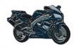 Jelvény Yamaha R1  ´99 kék