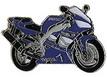 Jelvény Yamaha YZF-R1 kék